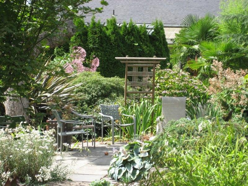 Jamie Ross Garden And Landscape Design : Portland neoteric garden design with rock and landscape