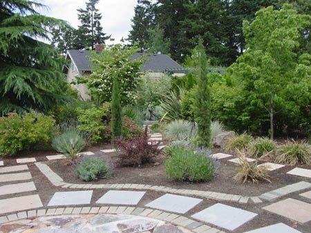 Landscape design portland or landscaping portland or for Garden and landscape design jobs