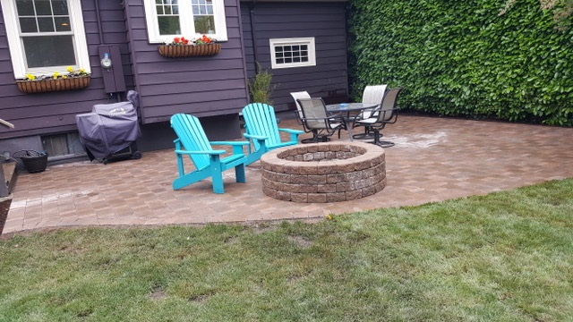 tips outdoor brick a pavers patio design for how to lay ideas patios and