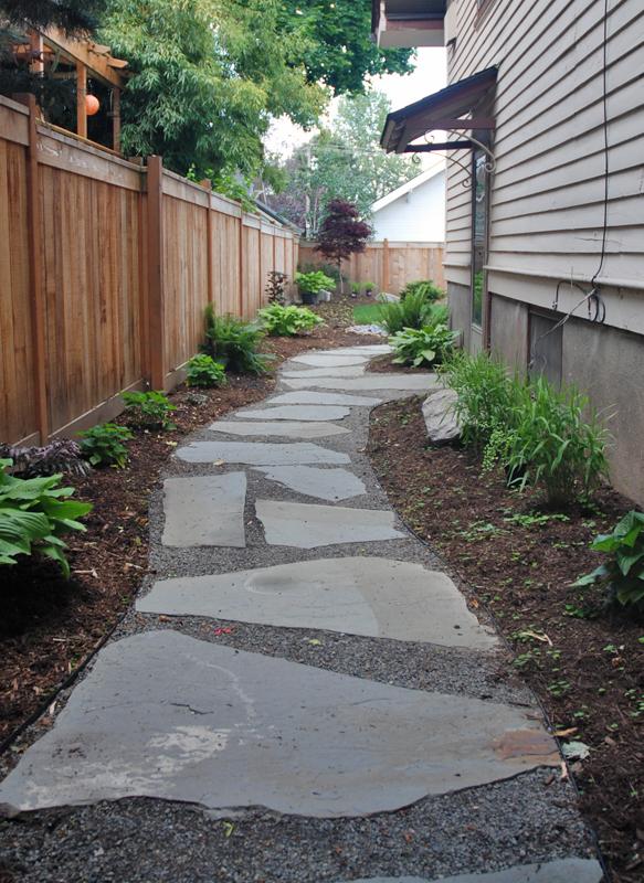 Landscape Walkways Portland Or Landscaping Portland Or